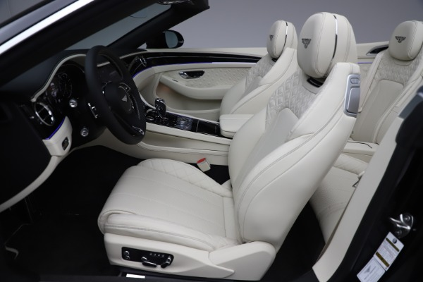 New 2020 Bentley Continental GTC V8 for sale $275,900 at Pagani of Greenwich in Greenwich CT 06830 25