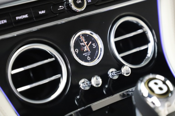 New 2020 Bentley Continental GTC V8 for sale $275,900 at Pagani of Greenwich in Greenwich CT 06830 28