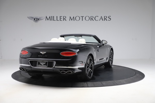 New 2020 Bentley Continental GTC V8 for sale $275,900 at Pagani of Greenwich in Greenwich CT 06830 7