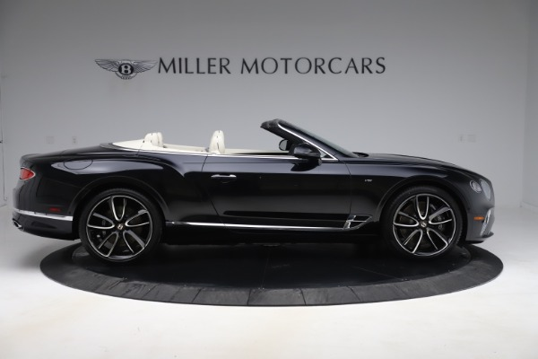 New 2020 Bentley Continental GTC V8 for sale $275,900 at Pagani of Greenwich in Greenwich CT 06830 9