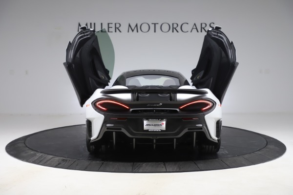 Used 2019 McLaren 600LT Coupe for sale $229,990 at Pagani of Greenwich in Greenwich CT 06830 12