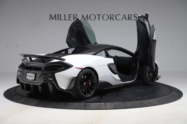 Used 2019 McLaren 600LT Coupe for sale $229,990 at Pagani of Greenwich in Greenwich CT 06830 13