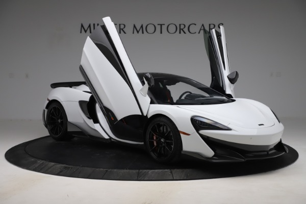 Used 2019 McLaren 600LT Coupe for sale $229,990 at Pagani of Greenwich in Greenwich CT 06830 14