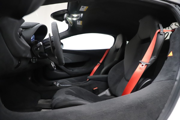 Used 2019 McLaren 600LT Coupe for sale $229,990 at Pagani of Greenwich in Greenwich CT 06830 17