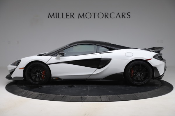 Used 2019 McLaren 600LT Coupe for sale $229,990 at Pagani of Greenwich in Greenwich CT 06830 2