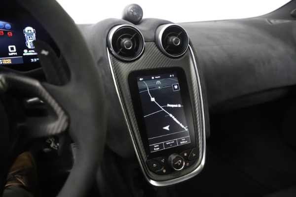 Used 2019 McLaren 600LT Coupe for sale $229,990 at Pagani of Greenwich in Greenwich CT 06830 22