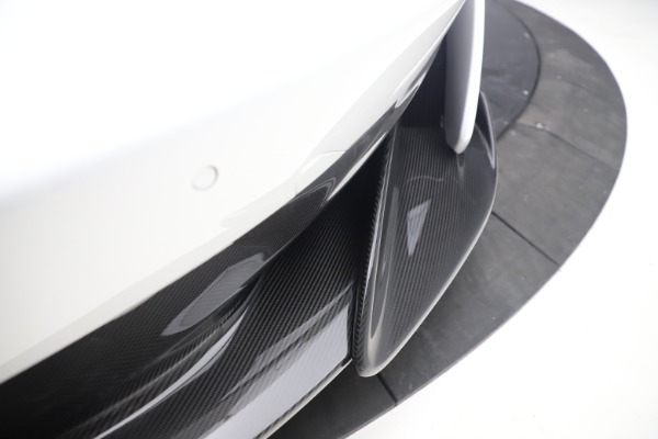 Used 2019 McLaren 600LT Coupe for sale $229,990 at Pagani of Greenwich in Greenwich CT 06830 27