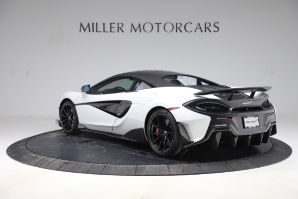 Used 2019 McLaren 600LT Coupe for sale $229,990 at Pagani of Greenwich in Greenwich CT 06830 3