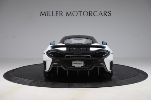 Used 2019 McLaren 600LT Coupe for sale $229,990 at Pagani of Greenwich in Greenwich CT 06830 4