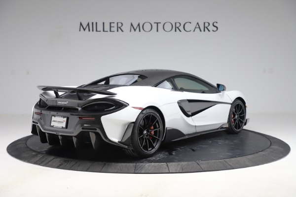 Used 2019 McLaren 600LT Coupe for sale $229,990 at Pagani of Greenwich in Greenwich CT 06830 5