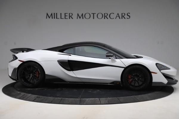 Used 2019 McLaren 600LT Coupe for sale $229,990 at Pagani of Greenwich in Greenwich CT 06830 6