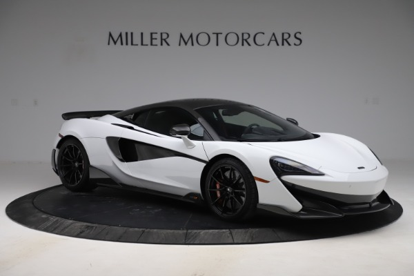 Used 2019 McLaren 600LT Coupe for sale $229,990 at Pagani of Greenwich in Greenwich CT 06830 7