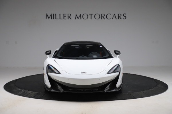 Used 2019 McLaren 600LT Coupe for sale $229,990 at Pagani of Greenwich in Greenwich CT 06830 8