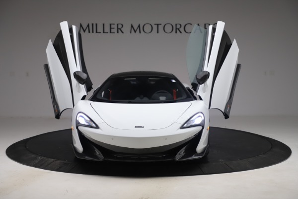 Used 2019 McLaren 600LT Coupe for sale $229,990 at Pagani of Greenwich in Greenwich CT 06830 9