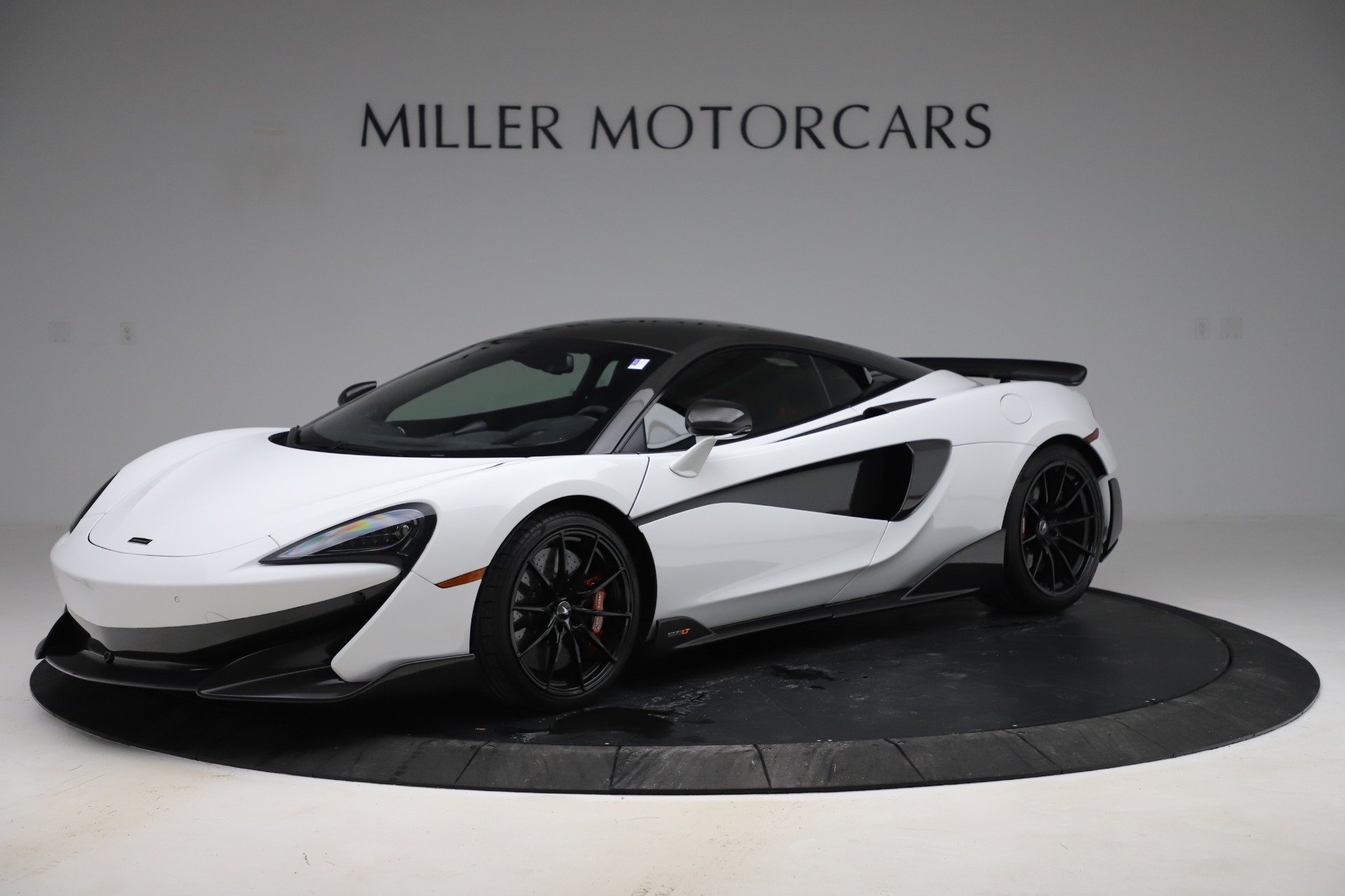 Used 2019 McLaren 600LT Coupe for sale $229,990 at Pagani of Greenwich in Greenwich CT 06830 1