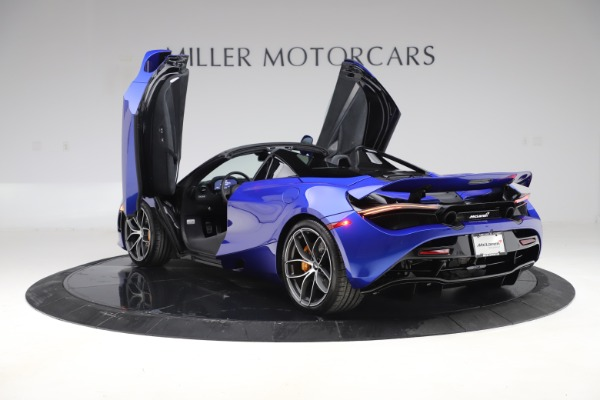 New 2020 McLaren 720S Spider Convertible for sale $364,090 at Pagani of Greenwich in Greenwich CT 06830 12