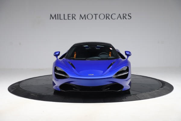 New 2020 McLaren 720S Spider Convertible for sale $364,090 at Pagani of Greenwich in Greenwich CT 06830 17