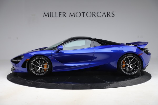New 2020 McLaren 720S Spider Convertible for sale $364,090 at Pagani of Greenwich in Greenwich CT 06830 19