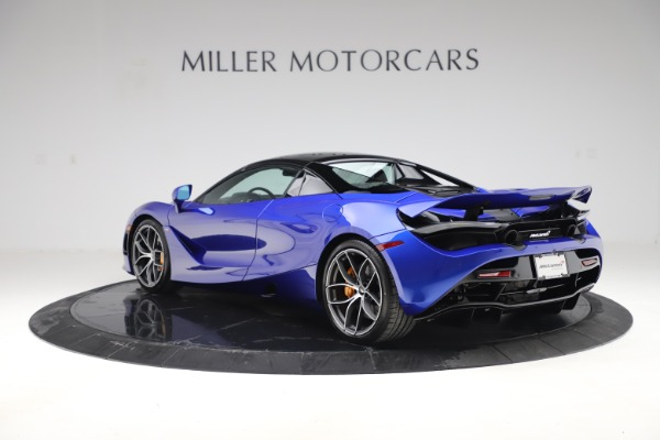 New 2020 McLaren 720S Spider Convertible for sale $364,090 at Pagani of Greenwich in Greenwich CT 06830 20