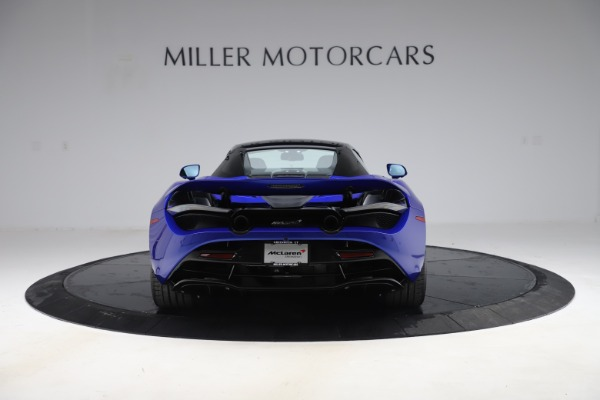 New 2020 McLaren 720S Spider Convertible for sale $364,090 at Pagani of Greenwich in Greenwich CT 06830 21