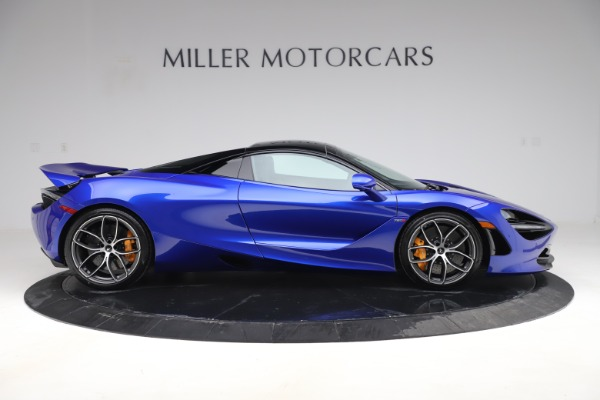New 2020 McLaren 720S Spider Convertible for sale $364,090 at Pagani of Greenwich in Greenwich CT 06830 23