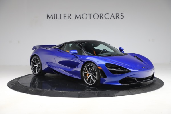 New 2020 McLaren 720S Spider Convertible for sale $364,090 at Pagani of Greenwich in Greenwich CT 06830 24