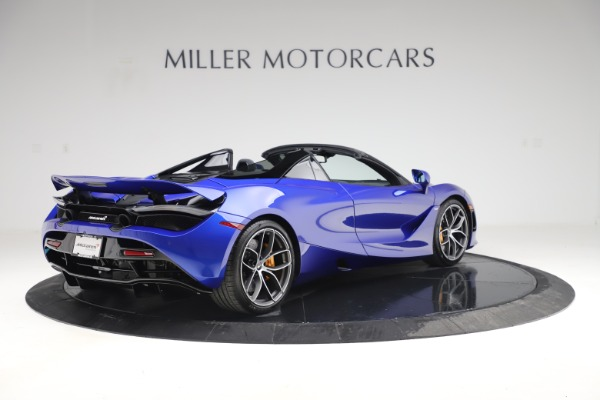 New 2020 McLaren 720S Spider Convertible for sale $364,090 at Pagani of Greenwich in Greenwich CT 06830 5