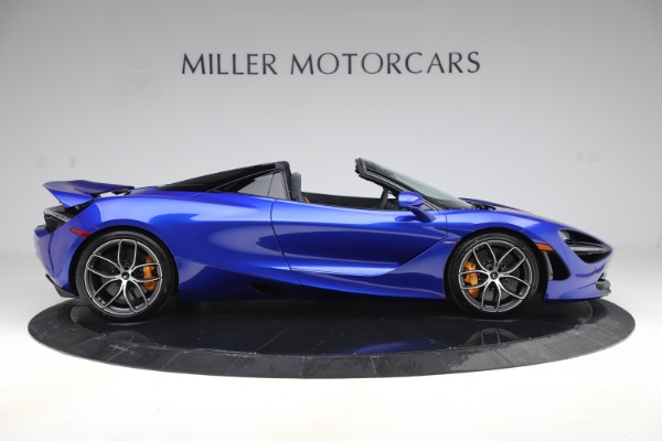 New 2020 McLaren 720S Spider Convertible for sale $364,090 at Pagani of Greenwich in Greenwich CT 06830 6
