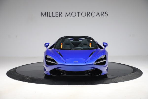 New 2020 McLaren 720S Spider Convertible for sale $364,090 at Pagani of Greenwich in Greenwich CT 06830 8