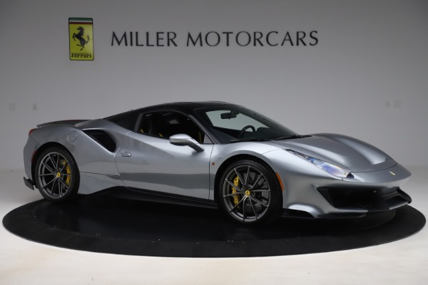 Used 2019 Ferrari 488 Pista for sale Sold at Pagani of Greenwich in Greenwich CT 06830 10