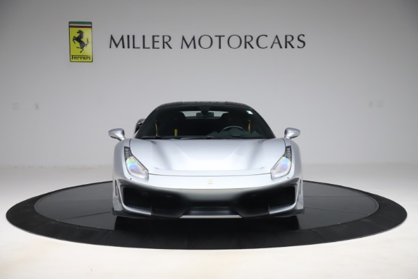 Used 2019 Ferrari 488 Pista for sale Sold at Pagani of Greenwich in Greenwich CT 06830 12