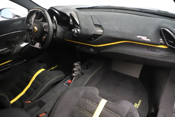Used 2019 Ferrari 488 Pista for sale Sold at Pagani of Greenwich in Greenwich CT 06830 17