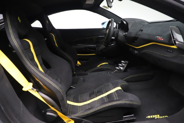Used 2019 Ferrari 488 Pista for sale Sold at Pagani of Greenwich in Greenwich CT 06830 18