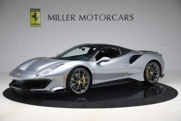 Used 2019 Ferrari 488 Pista for sale Sold at Pagani of Greenwich in Greenwich CT 06830 2