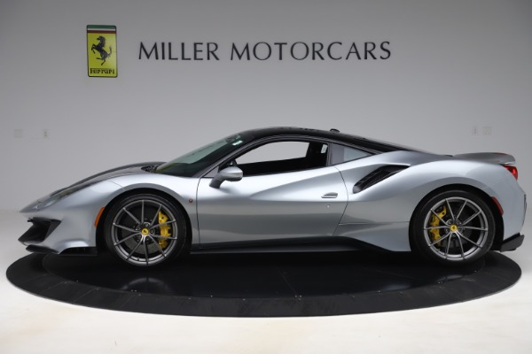 Used 2019 Ferrari 488 Pista for sale Sold at Pagani of Greenwich in Greenwich CT 06830 3