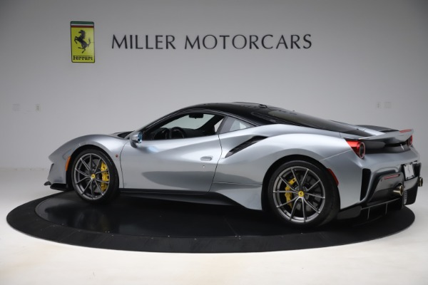 Used 2019 Ferrari 488 Pista for sale Sold at Pagani of Greenwich in Greenwich CT 06830 4