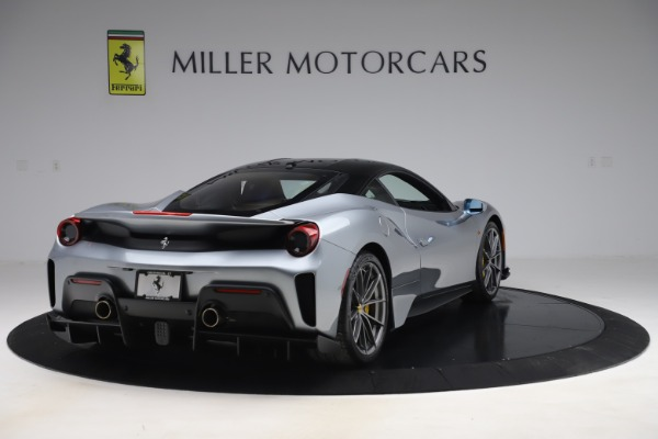 Used 2019 Ferrari 488 Pista for sale Sold at Pagani of Greenwich in Greenwich CT 06830 7