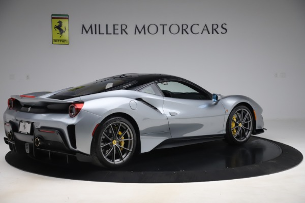 Used 2019 Ferrari 488 Pista for sale Sold at Pagani of Greenwich in Greenwich CT 06830 8