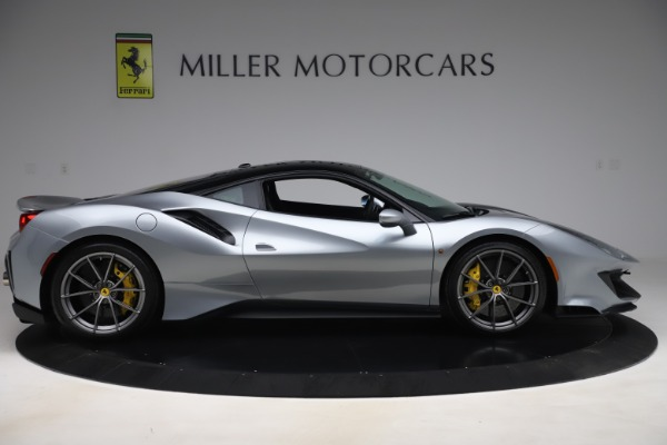 Used 2019 Ferrari 488 Pista for sale Sold at Pagani of Greenwich in Greenwich CT 06830 9