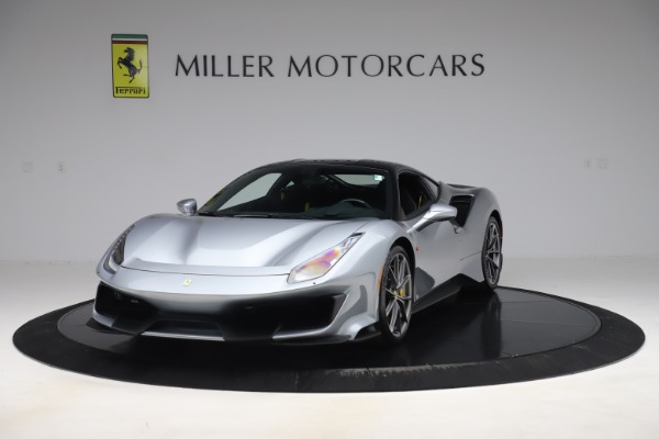 Used 2019 Ferrari 488 Pista for sale Sold at Pagani of Greenwich in Greenwich CT 06830 1