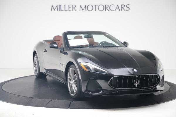New 2019 Maserati GranTurismo Sport Convertible for sale Sold at Pagani of Greenwich in Greenwich CT 06830 11
