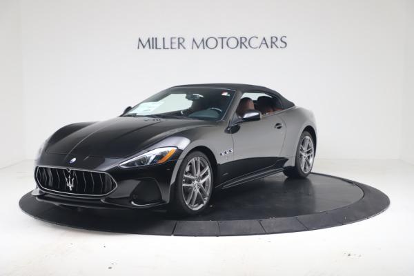 New 2019 Maserati GranTurismo Sport Convertible for sale Sold at Pagani of Greenwich in Greenwich CT 06830 13