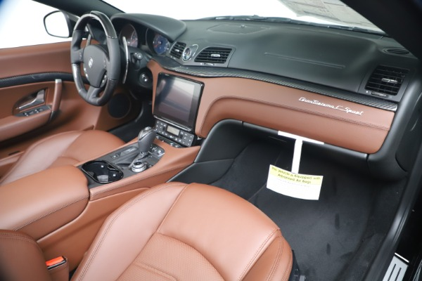 New 2019 Maserati GranTurismo Sport Convertible for sale Sold at Pagani of Greenwich in Greenwich CT 06830 26