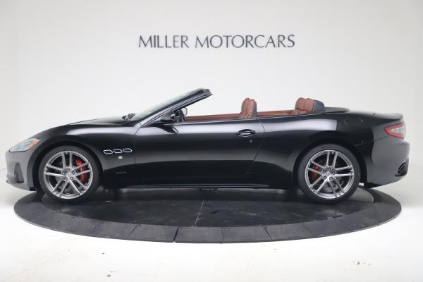 New 2019 Maserati GranTurismo Sport Convertible for sale Sold at Pagani of Greenwich in Greenwich CT 06830 3