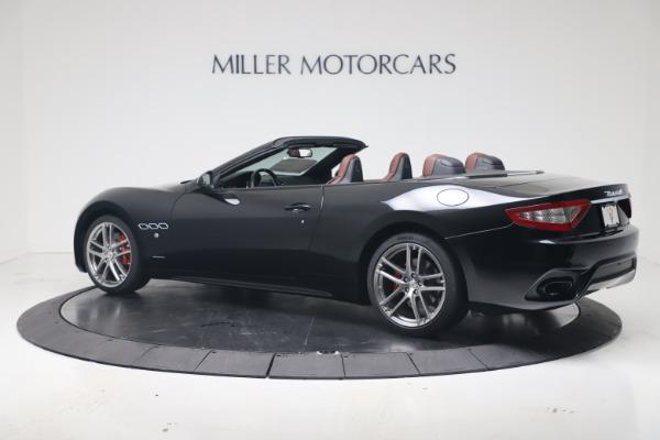 New 2019 Maserati GranTurismo Sport Convertible for sale Sold at Pagani of Greenwich in Greenwich CT 06830 4