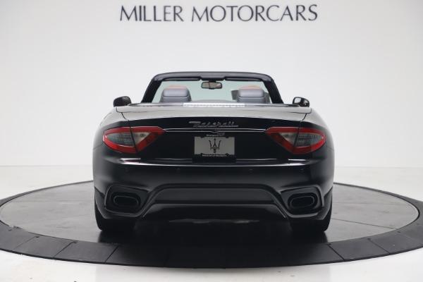 New 2019 Maserati GranTurismo Sport Convertible for sale Sold at Pagani of Greenwich in Greenwich CT 06830 6