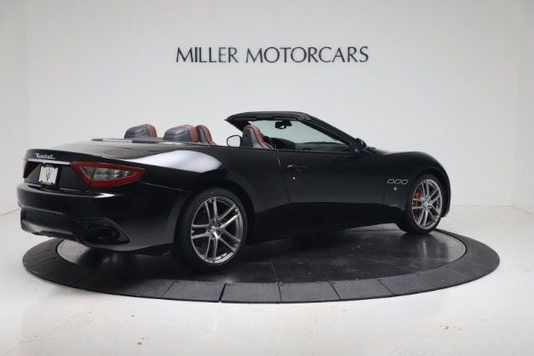 New 2019 Maserati GranTurismo Sport Convertible for sale Sold at Pagani of Greenwich in Greenwich CT 06830 8