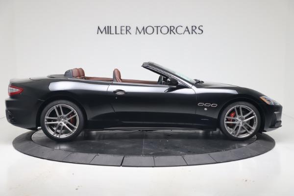 New 2019 Maserati GranTurismo Sport Convertible for sale Sold at Pagani of Greenwich in Greenwich CT 06830 9