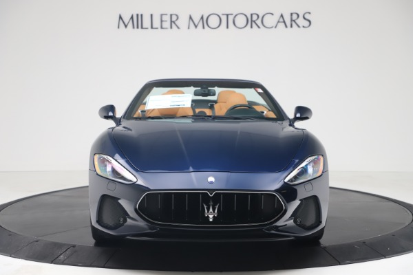 New 2019 Maserati GranTurismo Sport Convertible for sale $172,060 at Pagani of Greenwich in Greenwich CT 06830 12