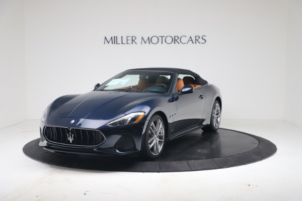 New 2019 Maserati GranTurismo Sport Convertible for sale $172,060 at Pagani of Greenwich in Greenwich CT 06830 13
